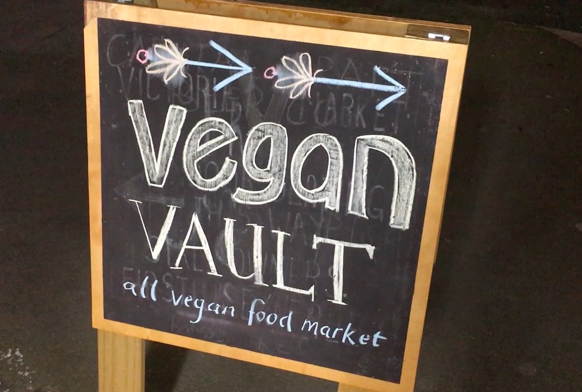 Wellington Vegan Food Market